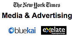 Behavioral Targeting, BlueKai and eXelate in The New York Times