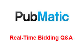Pubmatic Real Time Bidding