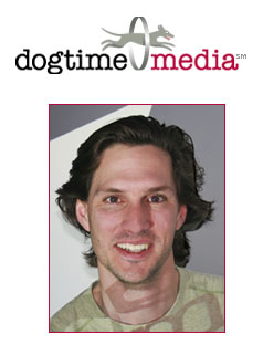 Trevor Wright of DogTime Media