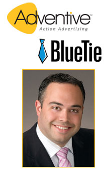 David Koretz of BlueTie and Adventive