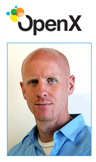 OpenX CEO Tim Cadogan