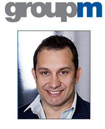 Robbie Hills of GroupM