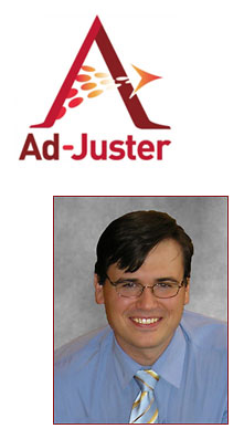 Mike Lewis of Ad-juster