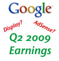 Google Q2 2009 Earnings
