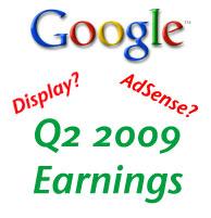 Google Q2 2009 Earnings