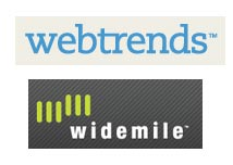 Webtrends and Widemile