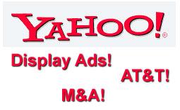 Yahoo Reports Earnings