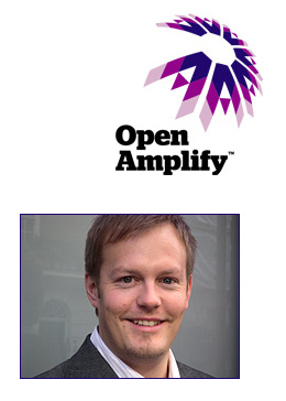OpenAmplify CEO Mark Redgrave
