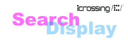 Search and Display from iCrossing