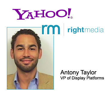 Ant Taylor of Yahoo Right Media Exchange