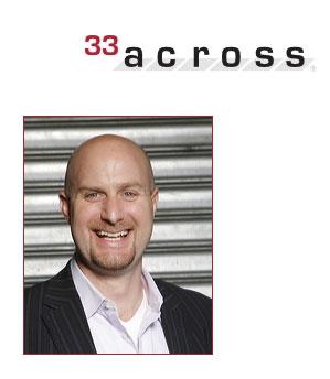 Eric Wheeler of 33Across