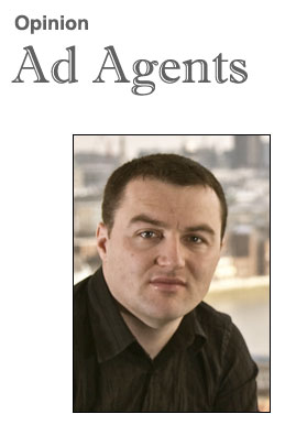 Ad Agents: Martin Kelly of Infectious Media