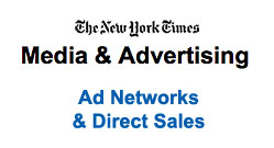 Marketers Using Ad Networks More