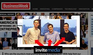 Invite Media in BusinessWeek
