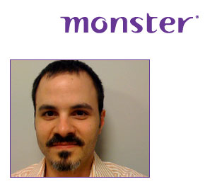 John Federico of Monster