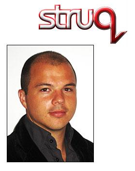 Sam Barnett of Struq