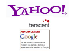Yahoo! on Teracent