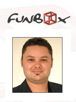 John Childs-Eddy of FunBox