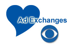 CBS Loves Ad Exchanges