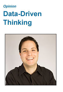 Data-Driven Thinking by Paul Martino