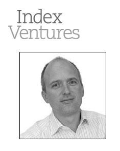 Dom Vidal of Index Ventures