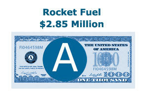 Rocket Fuel Investment