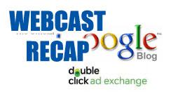 Webcast Recap