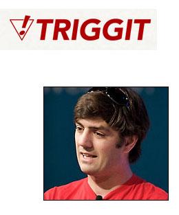 Zach Coelius of Triggit