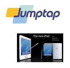 Jumptap on the Ipad