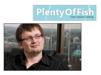 Plenty Fish Login on Markus Frind Plenty Of Fish Jpg