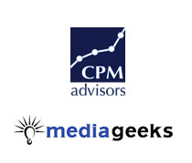CPM Advisors and Media Geeks
