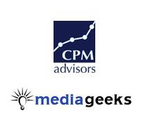 CPM Advisors and Media Geeks