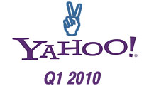 Yahoo Q1 2010