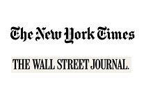 NYT and WSJ