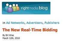 Right Media Blog