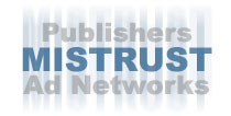 Ad Networks and Publishers