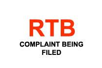 RTB Complaint