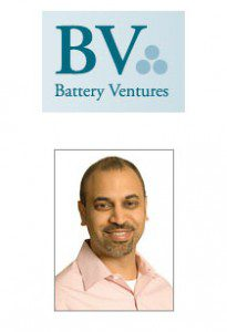 Satya Patel of Battery Ventures