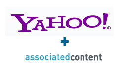 Yahoo And Associated Content