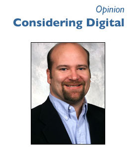 Considering Digital - Joe Doran