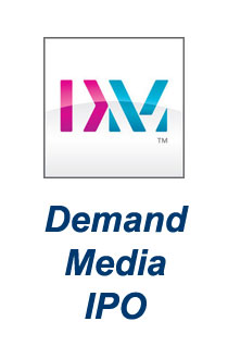 Demand Media IPO