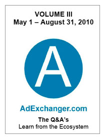 AdExchanger.com May-Aug 2010 Report