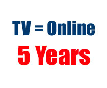 TV and Online