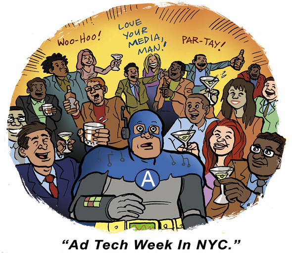 Ad Tech Week In NYC