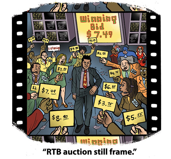RTB Auction Still Frame