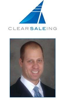 Adam Goldberg of ClearSaleing