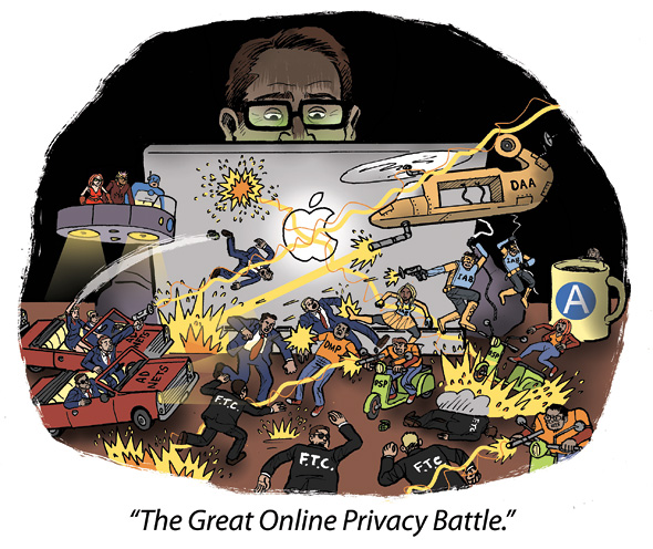 The Great Online Privacy Battle