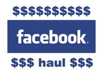 Facebook Haul