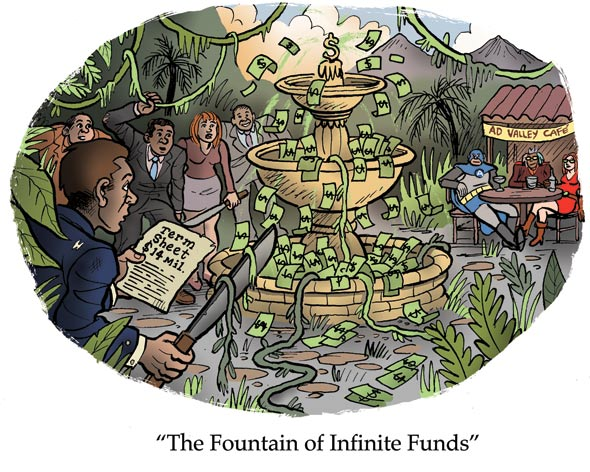 The Fountain Of Infinite Funds