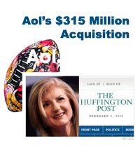 Aol Acquires Huffington Post